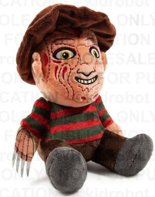 Nightmare on Elm Street - Phunny by KidRobot - Freddy Krueger - The Crimson Screen Collectibles, horror movie collectibles, horror movie toys, horror movies, blu-rays, dvds, vhs, NECA Toys, Mezco Toyz, Pop!, Shout Factory, Scream Factory, Arrow Video, Severin Films, Horror t-shirts