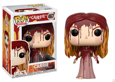 Pop! Horror Vinyl Figure:Carrie White Bloody (Carrie) - The Crimson Screen Collectibles, horror movie collectibles, horror movie toys, horror movies, blu-rays, dvds, vhs, NECA Toys, Mezco Toyz, Pop!, Shout Factory, Scream Factory, Arrow Video, Severin Films, Horror t-shirts