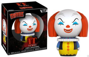 Pop! Horror Vinyl Figure: Pennywise (IT) - The Crimson Screen Collectibles, horror movie collectibles, horror movie toys, horror movies, blu-rays, dvds, vhs, NECA Toys, Mezco Toyz, Pop!, Shout Factory, Scream Factory, Arrow Video, Severin Films, Horror t-shirts