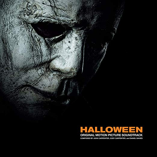 Halloween (2018) Original Soundtrack  (IN STOCK) - The Crimson Screen Collectibles, horror movie collectibles, horror movie toys, horror movies, blu-rays, dvds, vhs, NECA Toys, Mezco Toyz, Pop!, Shout Factory, Scream Factory, Arrow Video, Severin Films, Horror t-shirts