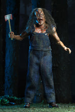 "Hatchet – 8"" Clothed Action Figure – Victor Crowley (PRE-ORDER) - The Crimson Screen Collectibles, horror movie collectibles, horror movie toys, horror movies, blu-rays, dvds, vhs, NECA Toys, Mezco Toyz, Pop!, Shout Factory, Scream Factory, Arrow Video, Severin Films, Horror t-shirts"