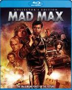Mad Max (Collector's Edition Blu-Ray) - The Crimson Screen Collectibles, horror movie collectibles, horror movie toys, horror movies, blu-rays, dvds, vhs, NECA Toys, Mezco Toyz, Pop!, Shout Factory, Scream Factory, Arrow Video, Severin Films, Horror t-shirts