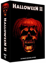 Halloween 2 (1981) Ultimate Michael Myers (IN STOCK) - The Crimson Screen Collectibles, horror movie collectibles, horror movie toys, horror movies, blu-rays, dvds, vhs, NECA Toys, Mezco Toyz, Pop!, Shout Factory, Scream Factory, Arrow Video, Severin Films, Horror t-shirts