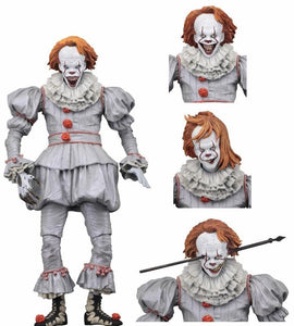 "IT - 7"" Scale Action Figure - Ultimate Well House Pennywise - NECA"