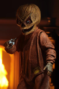 "Trick R Treat - 7"" Scale Action Figure - Ultimate Sam (IN-STOCK) - The Crimson Screen Collectibles, horror movie collectibles, horror movie toys, horror movies, blu-rays, dvds, vhs, NECA Toys, Mezco Toyz, Pop!, Shout Factory, Scream Factory, Arrow Video, Severin Films, Horror t-shirts"