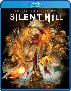 SILENT HILL (COLLECTORS EDITION/BLU-RAY) - The Crimson Screen Collectibles, horror movie collectibles, horror movie toys, horror movies, blu-rays, dvds, vhs, NECA Toys, Mezco Toyz, Pop!, Shout Factory, Scream Factory, Arrow Video, Severin Films, Horror t-shirts