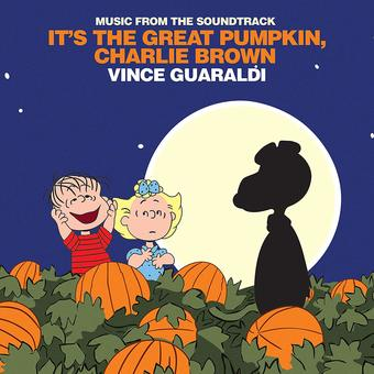 The Great Pumpkin Charlie Brown Original Soundtrack  (IN-STOCK) - The Crimson Screen Collectibles, horror movie collectibles, horror movie toys, horror movies, blu-rays, dvds, vhs, NECA Toys, Mezco Toyz, Pop!, Shout Factory, Scream Factory, Arrow Video, Severin Films, Horror t-shirts