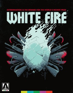 WHITE FIRE (BLU-RAY) - The Crimson Screen Collectibles, horror movie collectibles, horror movie toys, horror movies, blu-rays, dvds, vhs, NECA Toys, Mezco Toyz, Pop!, Shout Factory, Scream Factory, Arrow Video, Severin Films, Horror t-shirts