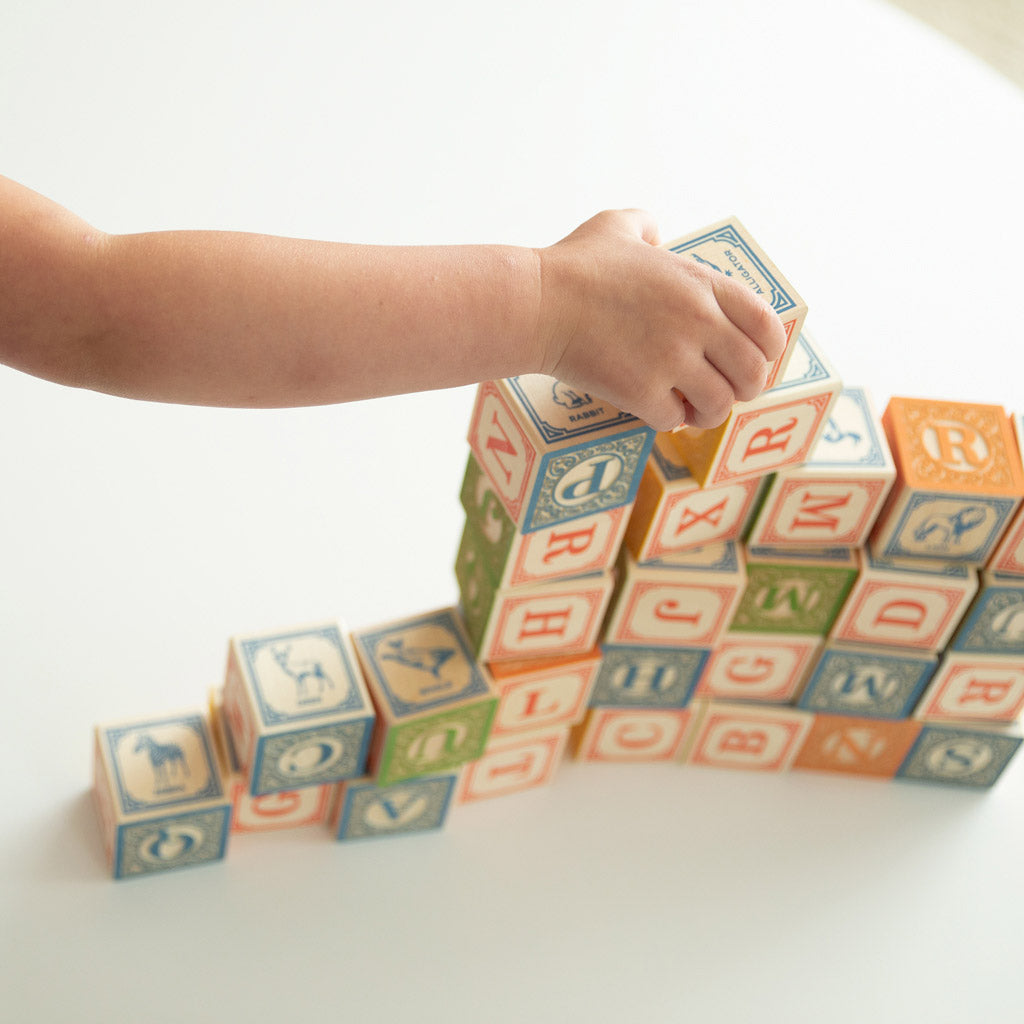 Uncle Goose ABC Blocks