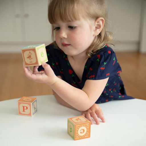 Uncle Goose Alphabet Blocks