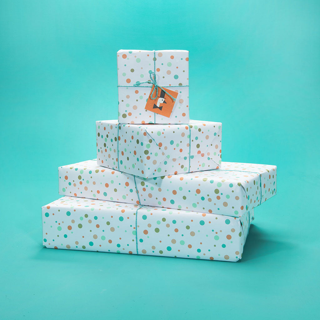 Uncle Goose Gift Wrap
