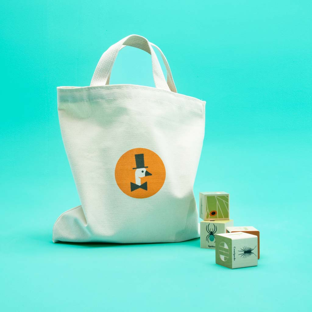 Uncle Goose Canvas Bag