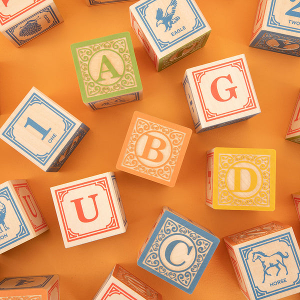 ABC Blocks by Uncle Goose