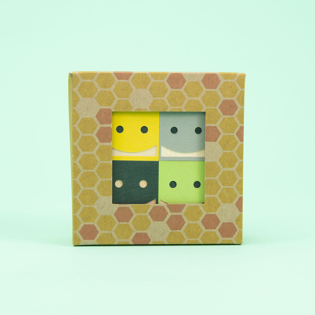 Uncle Goose Cubelings Insect Blocks