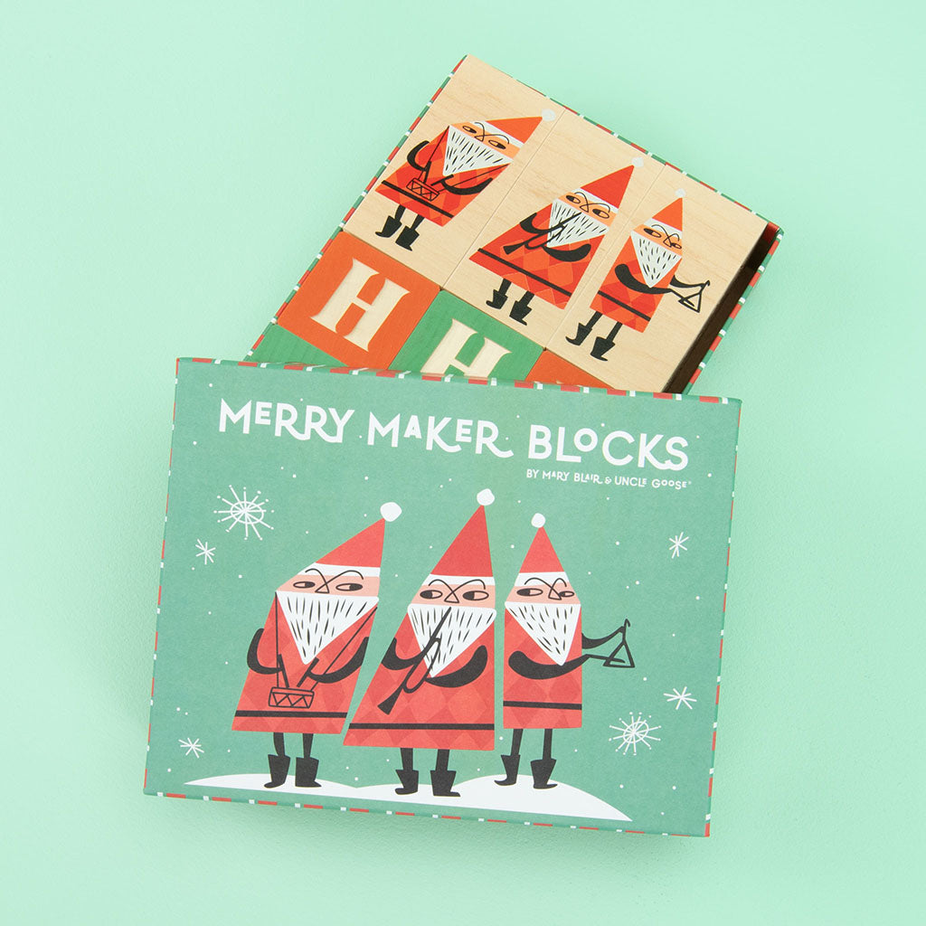 Uncle Goose Merry Maker Blocks