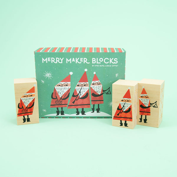 Merry Maker Blocks