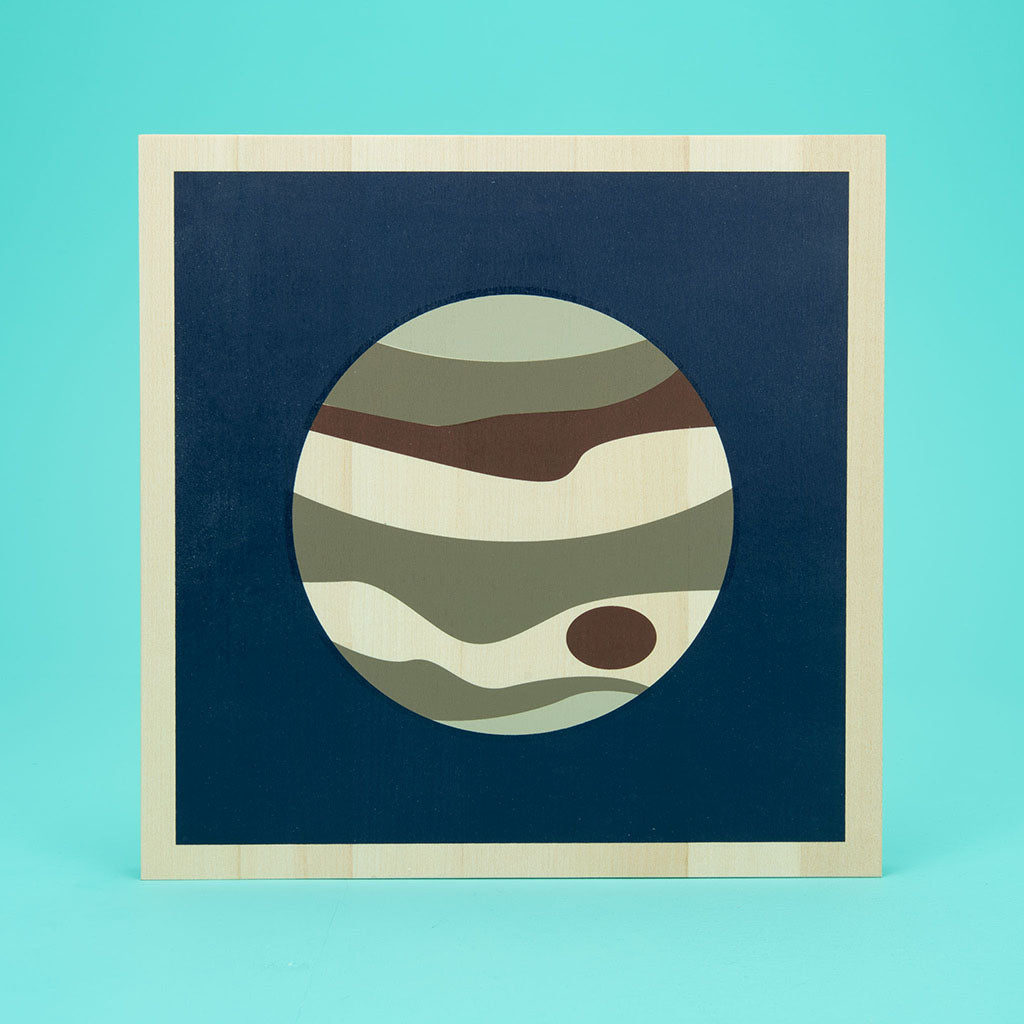 Uncle Goose Planet Tiles