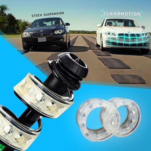 Independent suspension Power Cushion Buffer Coil Spring Rubber