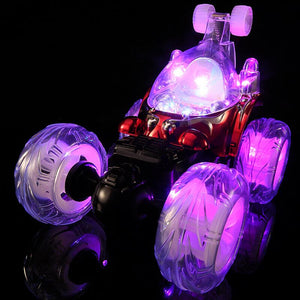 SUPER 360 REMOTE CONTROL DANCING STUNT CAR