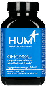 HUM Nutrition Omega the Great