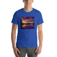 Explore Vida Refelctions Short-Sleeve Unisex T-Shirt