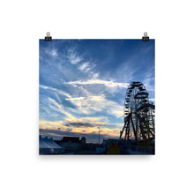 Ocean City, MD Photo paper poster