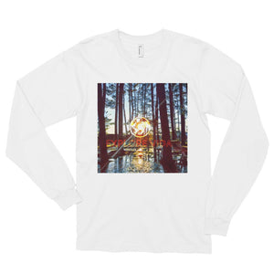 Explore Vida Bright Side Long sleeve t-shirt (unisex)