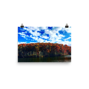 Prettyboy Photo paper poster
