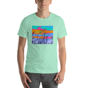 Explore Vida In The Weeds Short-Sleeve Unisex T-Shirt