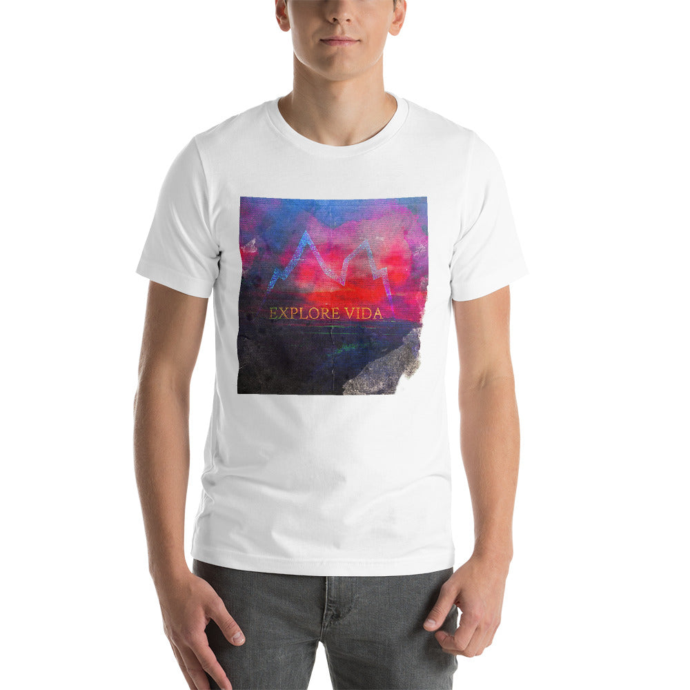 Explore Vida Short-Sleeve Unisex T-Shirt