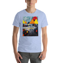 Explore Vida Mountains Short-Sleeve Unisex T-Shirt