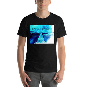 Explore Vida Bay Short-Sleeve Unisex T-Shirt