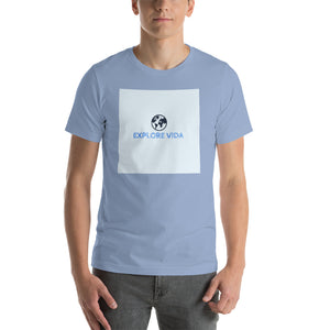 Explore Vida Globe Short-Sleeve Unisex T-Shirt