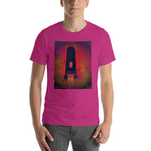 Explore Vida Lighthouse Short-Sleeve Unisex T-Shirt