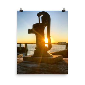 Thirsty Photo paper poster