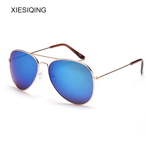 2017 New Men Sunglasses Mirror Summer Style Fashion Glasses Vintage Sexy Sun Glasses Hot Sale Driving Classic Aviation