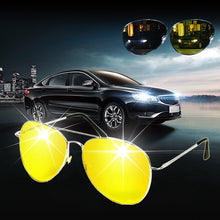 Car Drivers Exclusive Night Vision Goggles Glasses Night Vision Eyeglasses Glareproof Sunglasses for Men Women car-styling