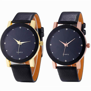 Watches OTOKY Willby Men Convex Quartz Watches Stainless Steel Leather Vogue Wrist Watches Gift Drop Shipping Aug-18
