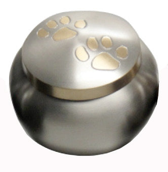 Superior Brass Jar Style Urns C26 - for pets up to 40kg all inclusive