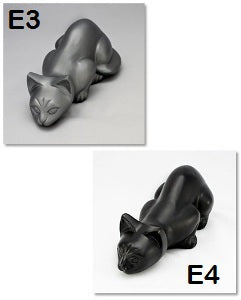 Crouching Cat E4 for cats up to 10kg all inclusive