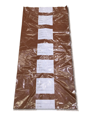 Extra Large (Brown) Body Bag (per pack of 25)