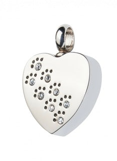 Jewellery - Pendant urns J1 - Does not include cremation