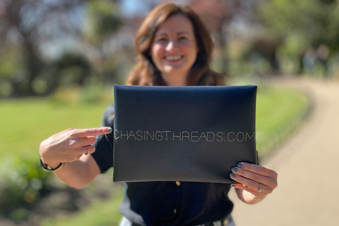 We've got a new web address! Welcome to chasingthreads.com