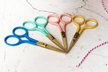 Colourful Embroidery Scissors