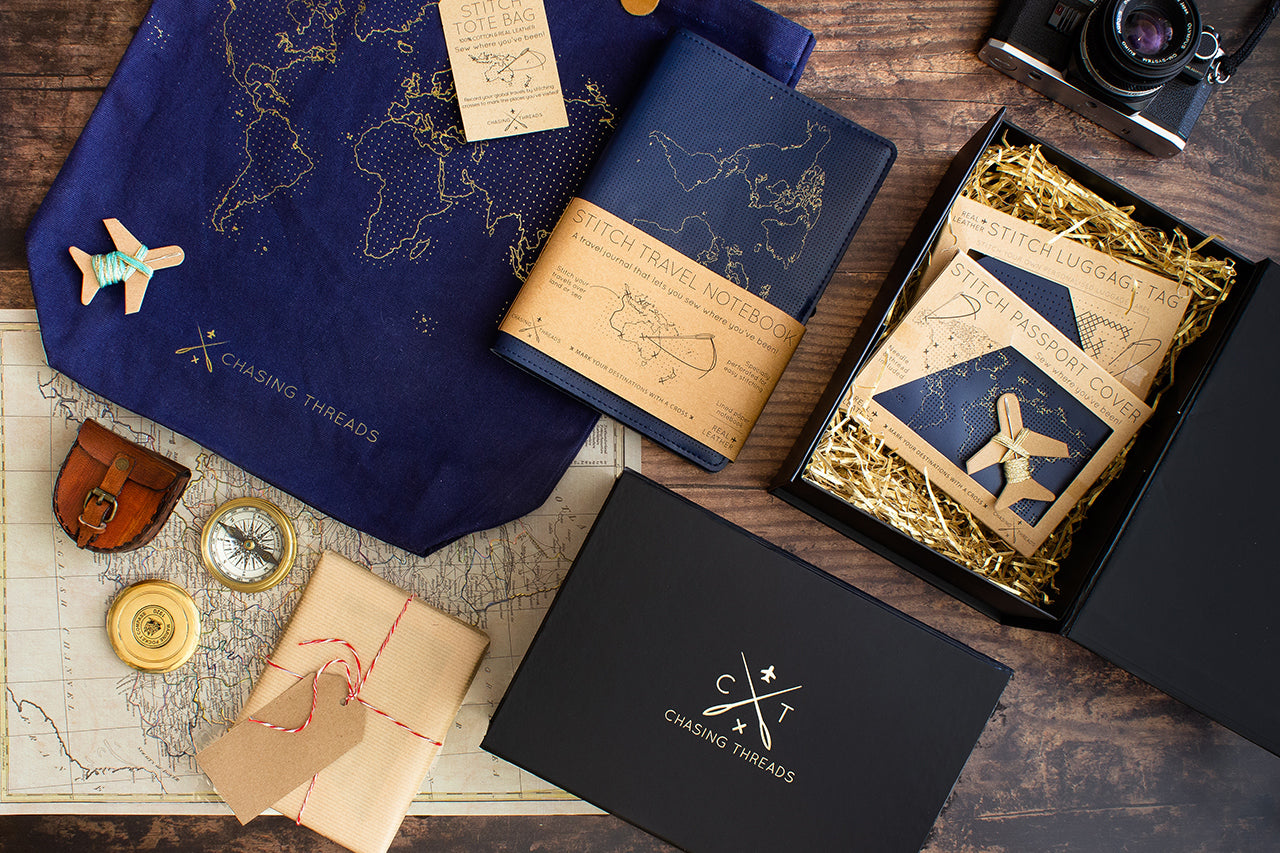 GLOBETROTTER GIFT BOX