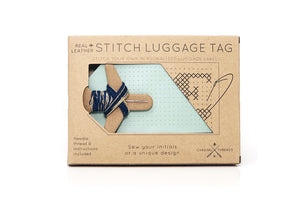 STITCH PASSPORT & LUGGAGE TAG SET MINT