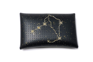 STITCH STAR SIGN PURSE