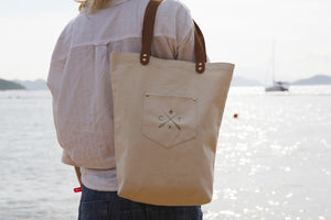STITCH TOTE BAG