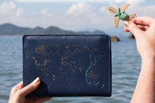 Stitch Travel Notebook Navy