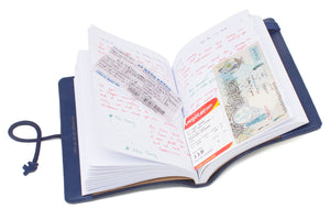 STITCH TRAVEL NOTEBOOK